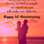 1 Year Anniversary Captions Facebook