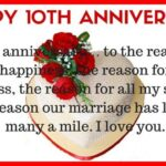 10 Marriage Anniversary Wishes Twitter