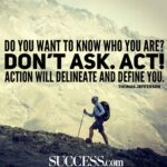 Action Success Quotes Twitter