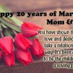 Anniversary Caption For Parents Pinterest