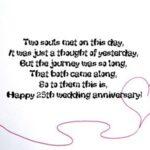Anniversary Long Message Pinterest