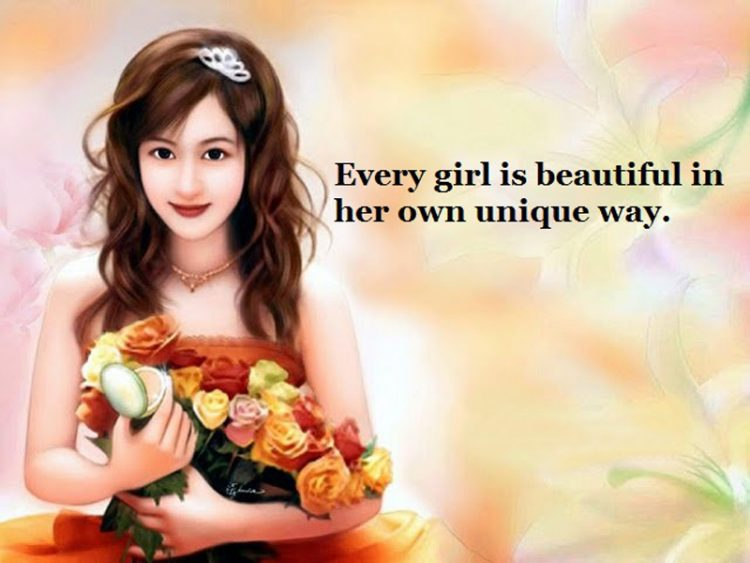 Beauty Lady Quotes Pinterest (8)