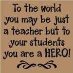 Best Teacher Quotes From Students