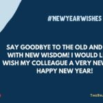 Best Wishes For The Coming Year Twitter