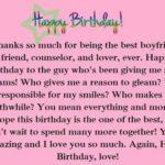 Birthday Message For My Boyfriend Tumblr