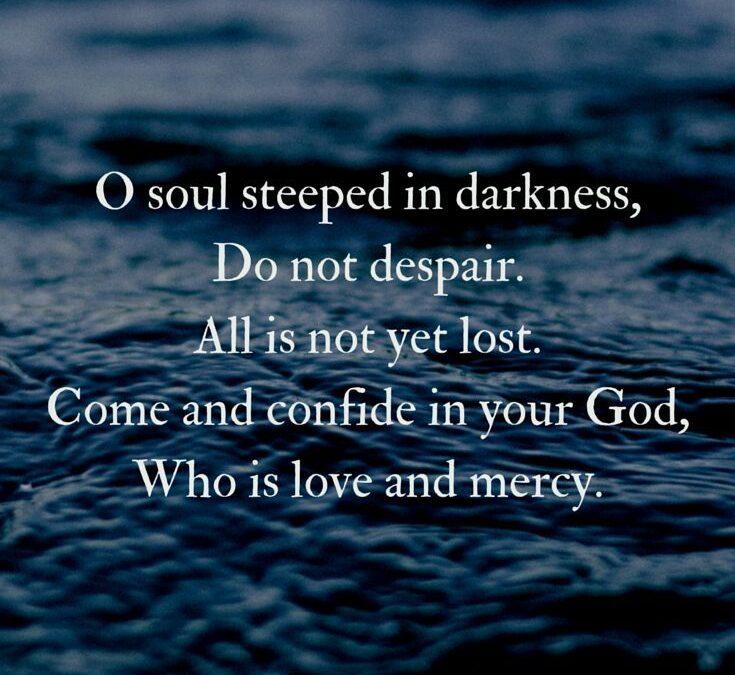 Catholic Encouragement Quotes