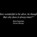 Dr Zhivago Quotes Pinterest