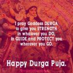 Durga Puja Wishes Twitter