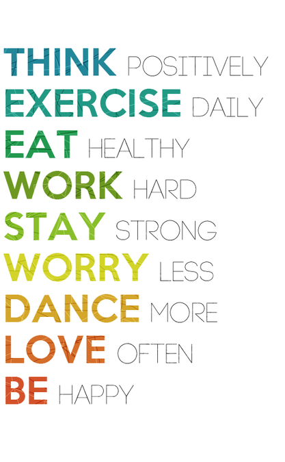Eat Healthy Stay Healthy Quotes Pinterest