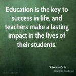 Education Is The Key To Success Quote Facebook