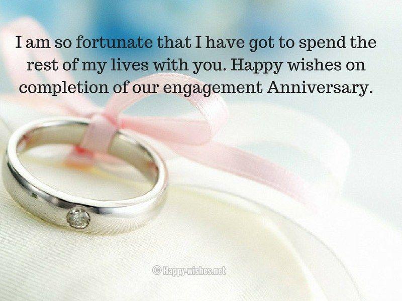 Engagement Anniversary Wishes Tumblr