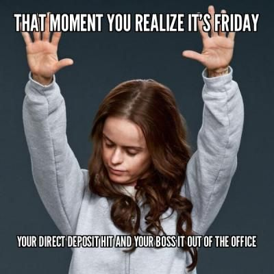 Funny Friday Office Quotes Facebook