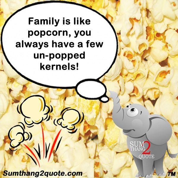 Funny Popcorn Sayings Twitter