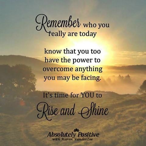 Good Morning Quotes Of Encouragement Pinterest
