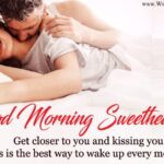 Good Morning Wishes Romantic Twitter