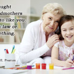 Grandmother And Granddaughter Quotes Pinterest