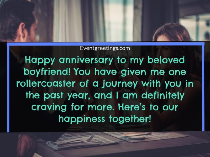 Happy 1 Year Anniversary To My Boyfriend Tumblr