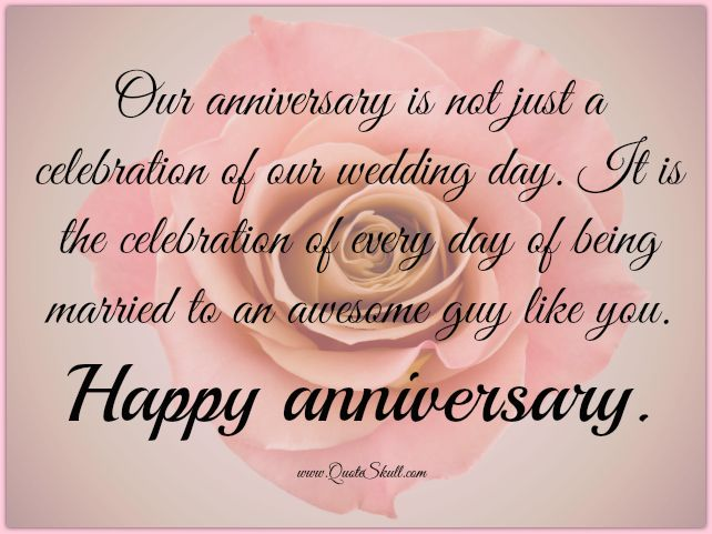 Happy 1st Anniversary To My Husband Facebook