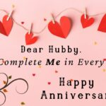 Happy Anniversary Hubby