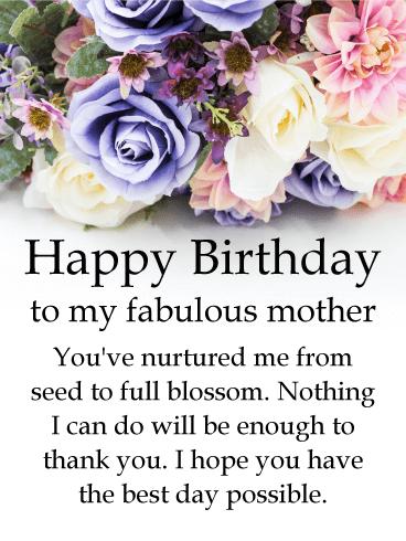 Happy Birthday Mother Images Tumblr