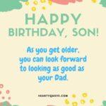 Happy Birthday Son Funny Facebook