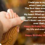 Happy Birthday Son Poems From Mom