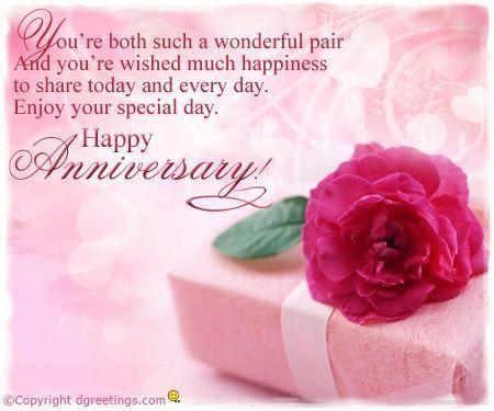Happy First Anniversary Message Facebook