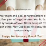 Happy Marriage Anniversary Mom And Dad Quotes Twitter