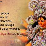Happy Navami Wishes Twitter
