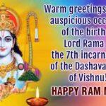 Happy Ram Navami Status Pinterest