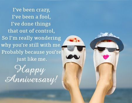 Happy Wedding Anniversary Funny Quotes Twitter