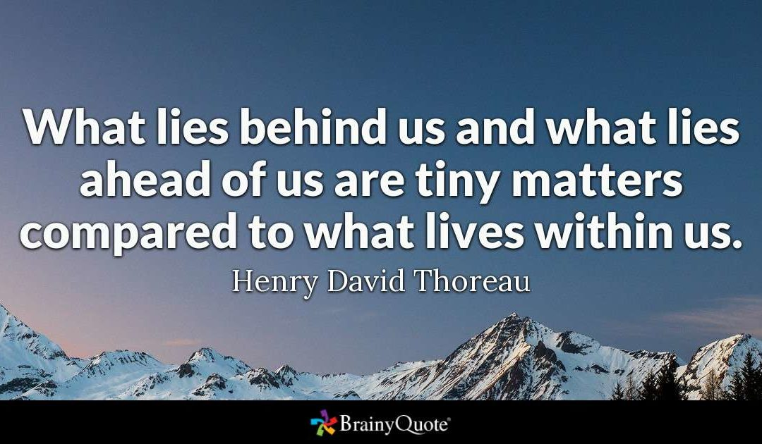 Henry Thoreau Quotes Tumblr