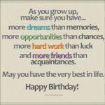 Inspirational 21st Birthday Quotes Tumblr
