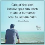 Lesson Learnt Quotes