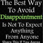 Life Disappointment Quotes