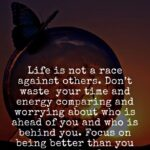 Life Is A Race Quotes Tumblr