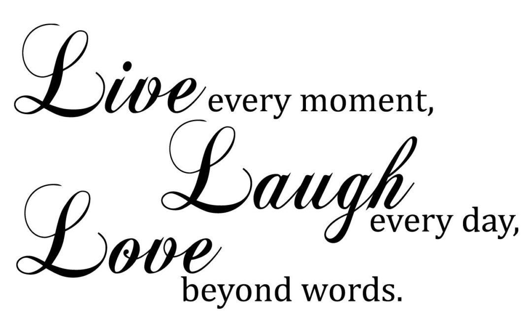 Love Live Laugh Quotes Facebook
