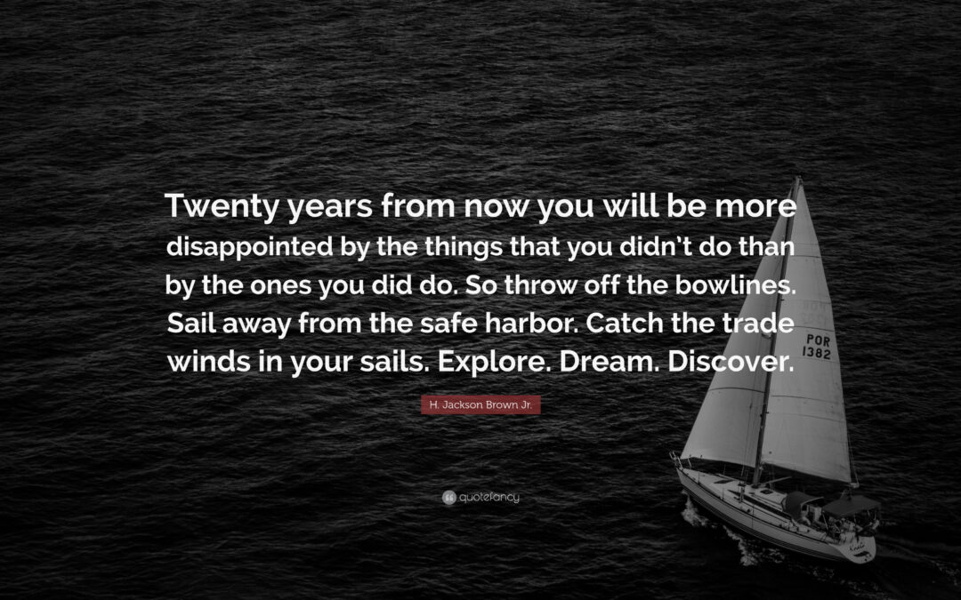 Mark Twain Quotes Twenty Years From Now Tumblr