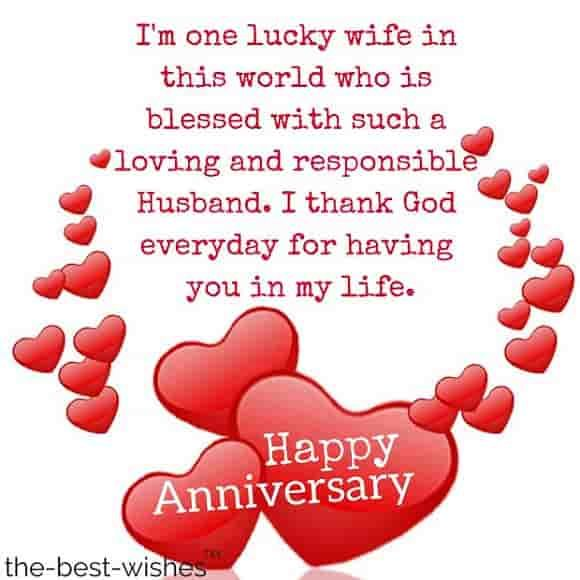 Marriage Anniversary Message For Husband