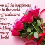 Marriage Anniversary Wishes To Couple Facebook