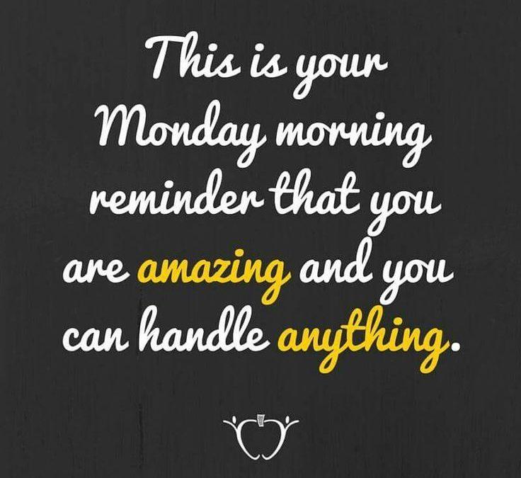 Monday Wisdom Quotes Tumblr