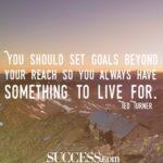 New Goals Quotes Facebook