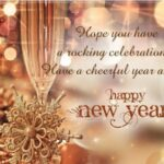 New Year Wishes And Messages