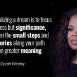 Oprah Winfrey Quotes About Success Tumblr