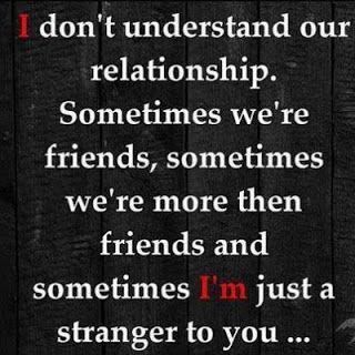 Quotes About Being Confused In A Relationship Twitter