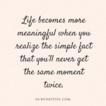 Quotes About Living Life In The Moment Facebook