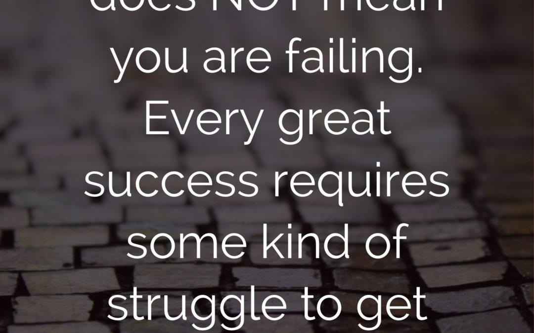 Quotes About Success After Struggle Twitter