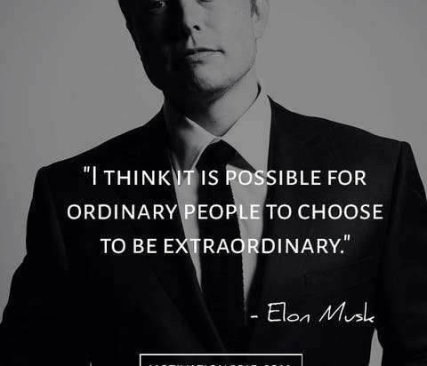 Quotes Of Elon Musk