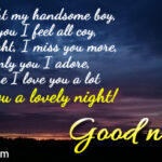 Romantic Night Messages For Him Facebook