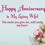 Romantic Wedding Anniversary Wishes For Husband Tumblr